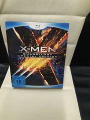 X-Men Quatrilogie Special Edition Blu-Ray