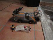 Playmobil Commander Truck