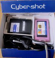 Gebraucht Sony Cybershot DSC-T77 3