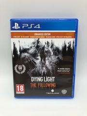 Dying Light The Following Playstation