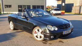 Mercedes Benz CLK 320 CDI Cabrio