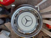 4 Radkappen Mercedes Benz