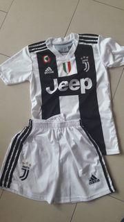 Fußballtrikot Juventus Ronaldo Gr 152