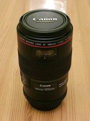 Canon EF 100 mm f