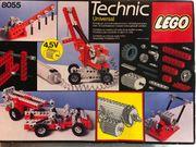 LEGO Technic universal Bausatz 8055