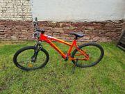 B-Twin Mountainbike 26 Alurahmen