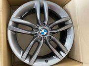 BMW-Alufelgen mit Bereifung