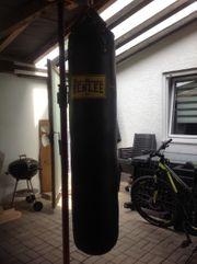 Boxsack Rocky Marciano Benlee schwarz