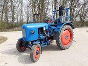 Eicher ED 110 Traktor Schlepper