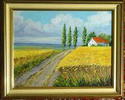 Ölgemälde Hubert Havenith Eifelmaler B047