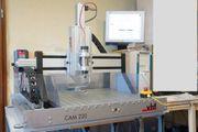 CNC-Fräsmaschine - robuste Industriequalität - VHF CAM220