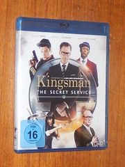 Kingsman Blu-ray