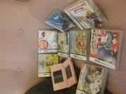 Nintendo DS mit 8 Spiele