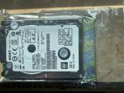 Festplatte 500 GB 2 5