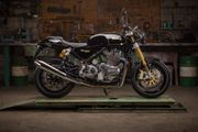 Motorradstellplatz Garage in Heidelberg