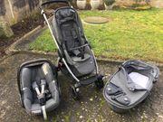 Maxi Cosi Kinderwagen und Autositz