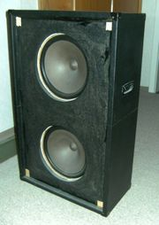 Musiker-Lautsprecher