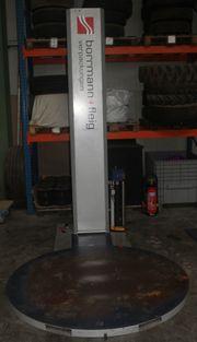 Palettenwickler Stretchmaschine gebraucht zu verkaufen
