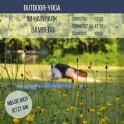 Yoga im Hain Bamberg