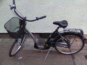 Tiefeinsteiger Fahrrad sofort fahrbereit