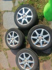 Opel astra Alufelgen Michelin 195