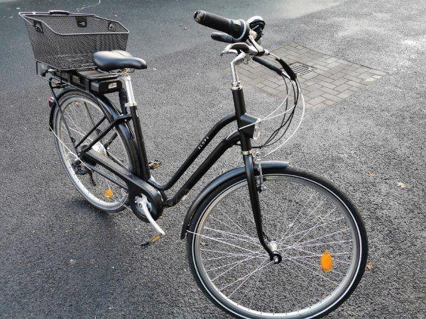 Neuwertig E bike 09 2020