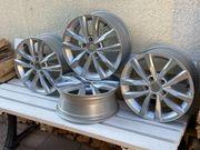 4 Stück Original VW-Aluräder Typ