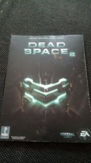 Dead Space 2 Lösungsbuch