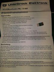 Spur n Uhlenbrock Elektronik Digitaldecoder