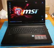 MSI GL72 GQD Notebook 17
