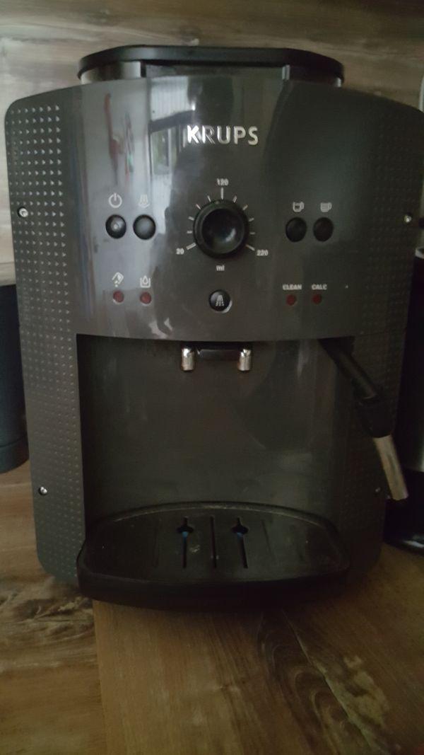 Kaffee Vollautomat von Krups noch