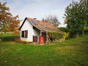 Ungarn Kleines Weinberghaus auf der