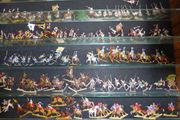 Zinnfiguren Sammlung 340 Stück