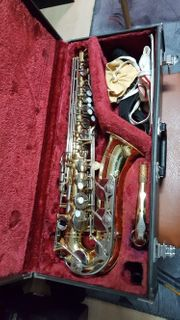 Yamaha Alt-Saxophon Yas-25