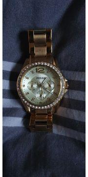 fossil armbanduhr damen umfang bis
