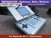 Nintendo DS Classic Reparatur Gehäuse