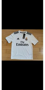 Real Madrid Trikot Gr 164