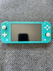 Nintendo Switch Lite Farbe Türkis