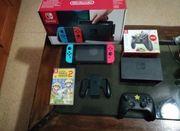 Nintendo switch gut erhalten