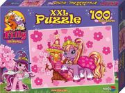 Filly XXL Puzzle 100 Teile