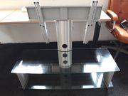 TV board glas fahrbar