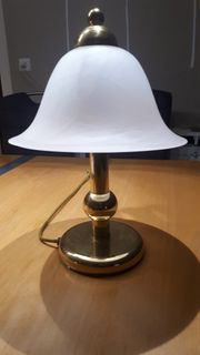 Murano Glas Lampe Tischlampe