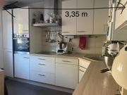 L förmige Küche