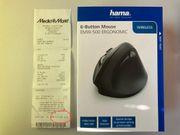 6-Button Mouse vertical - mit Rechnung