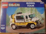 Lego System Model Team 5550