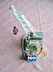 Märklin 7051 HO Drehkran ferngesteuert