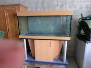 500 Liter Aquarium mit Unterschrank