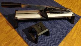 Werkzeuge - Laminatschneider Wolfcraft VLC 800
