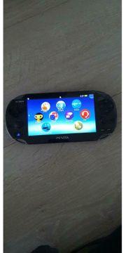 PSP Vita inkl Spiele