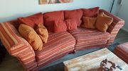 Großzügiges gemütliches Sofa Wohnlandschaft